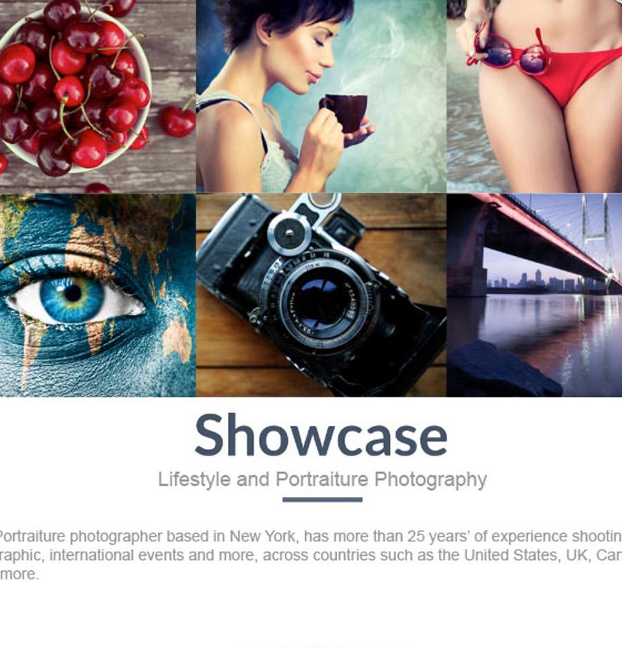 Showcase Photography